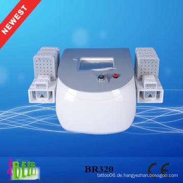 336 Cold Lipolaser Lipolysis Slimming Machine / 12 Laserpads Fettabsaugung Gewichtsverlust