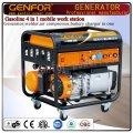 GF10-Gawa essence 4 en 1 machine pour chargeur de batterie, soudeur, générateur, compresseur d'air.
