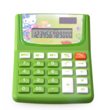 Cartoon  Desktop Calculator Function tables calculator