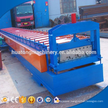 Bottom price customized thickness floor roll forming deck machinery