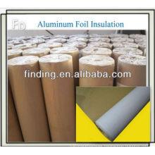 aluminium foil roof insulation edge protection wange building blocks