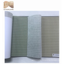 heat proof pvc restaurant wall covering for UK