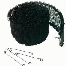 Cable recubierto de PVC con doble lazo de rebar