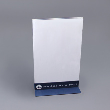 Partihandel Clear Acrylic Table Display Stands