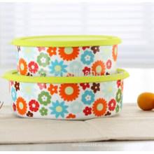 utensilios de cocina de almacenamiento de alimentos de cerámica