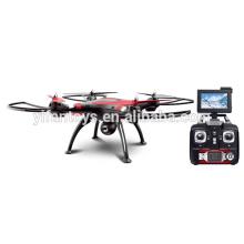 2016 novo grande drone chegou 4CH 5.8G 6 eixo Gyro FPV em tempo real RC drone RC Quadcopter UFO com 2.0MP HD câmera