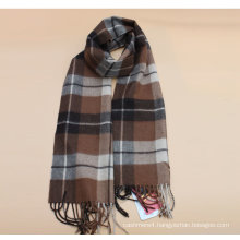 100% Yak Wool Lattice Scarves/Cashmere Fabric /Knitwear