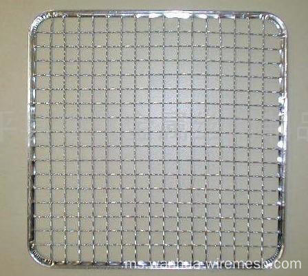 Anping Crimped Wire Mesh