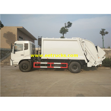 Dongfeng 12ton Trash Collection Camions