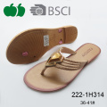Lady Summer Fashion Beautiful High Quality Thong Slipper