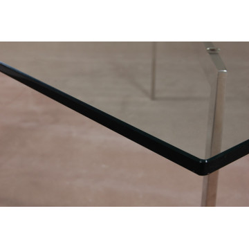 Tapa de cristal templado Barcelona Coffee Table