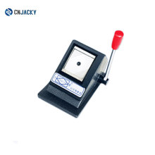 Shanghai Yiwu En Gros Manuel Photo Cutter / Mini Table Stand ID Carte Passeport Photo Cutter