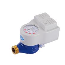 IoT valve controlled water meter lora