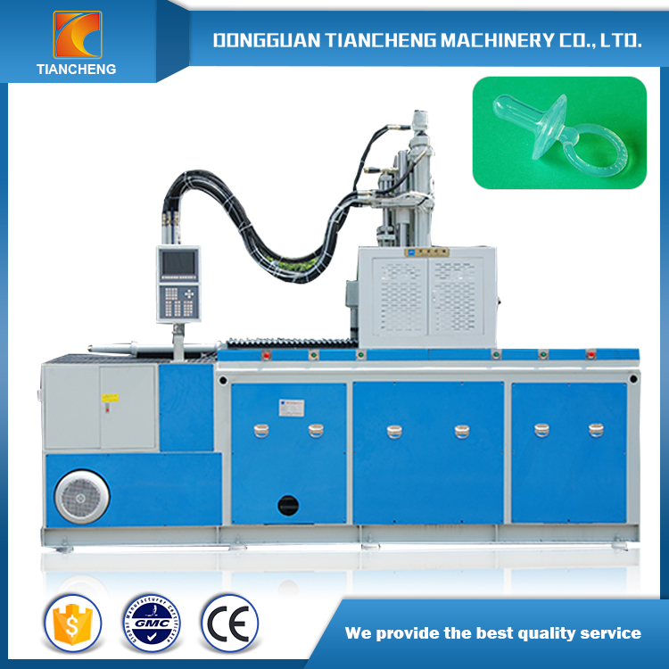 High Speed LSR Injection Molding Machine