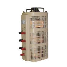 three phase manual voltage regulator voltage transformer 380v to 220v 3000va