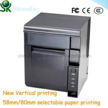 New POS 80mm Thermal Receipt Printer Vertical Printing (SK D300M)