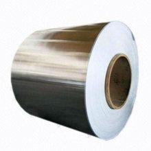 Bobine d'aluminium enduite de couleur 1050