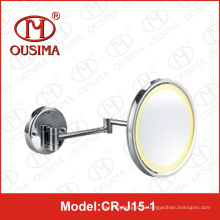 Зеркало для макияжа с настенным зеркалом