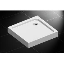 Square ABS Duschwanne mit 7 Stützbeinen