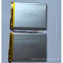 Li-Polymer-Akku 506890 3.7V 3600mAh wiederaufladbare Lithium-Ionen-Akku
