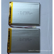 Li-Polymer Battery 506890 3.7V 3600mAh Rechargeable Lithium-Ion Battery