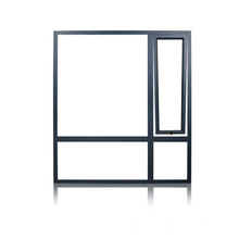 Fenêtre à battants en bois aluminium / aluminium Feelingtop (fenêtre en bois FT-aluminium)