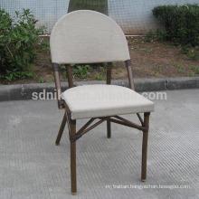 TC-(3) Modern teslin fabric chair/ teslin restaurant chair
