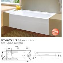 Canade Standard Apron Bathtub Acrylic Bathtub