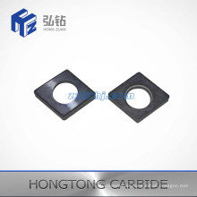 Uncoating Indexable Carbide Turning Inserts for Cutting Tools