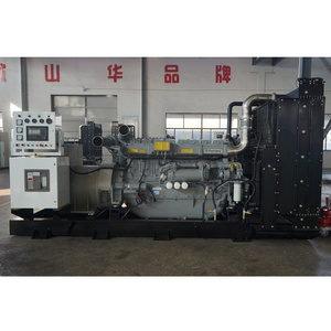 High definition for China Diesel Generator Set With Perkins Engine,Emergency Generator,3 Phase Generator,Power Gen Set Supplier 800 kW PERKINS standby diesel generator export to New Caledonia Wholesale
