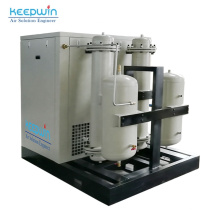 Medical Oxygen Gas resource PSA oxygen concentrator using Oil Free Scroll Air Compressor