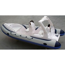 Infatable Boat Rib560c Rubber Boat with CE
