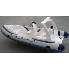 Barco inflável Rib560c Barco de borracha com CE