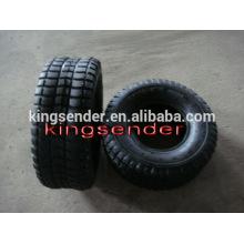 carrinho de mão rodas/roda pneu 4.10/3.50-4