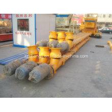 Lsy 273-4 / 6/8/9/10/12/15 Transportador de tornillo, transportador de tornillo para cemento de silo