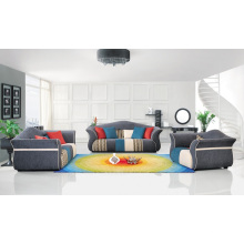 Mobilier de salon moderne Ensemble de canapé Canapé en tissu d'angle