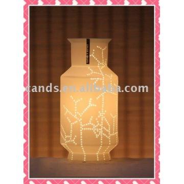 2013 Christmas Crafts Vase Decorative Porcelain Lighting