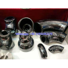 seamless pipe fittings CS elbow tee cap