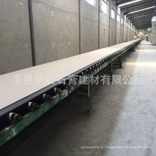 Panneau de gypse de haute qualité de bas prix 12mm plaque de plâtre ignifuge