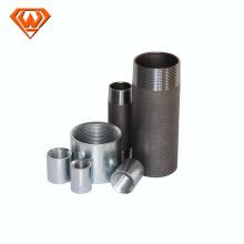soquete de acoplamento de aço carbono soldado