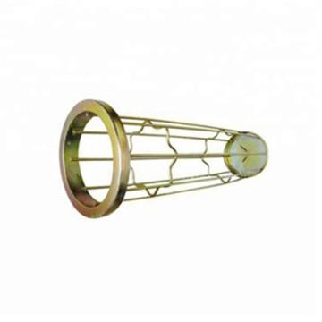 Sistema de recolección de polvo Jaula de filtro de acero