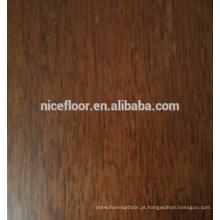 Três camadas revestimento de madeira dura multilayerd engenharia de pisos de madeira