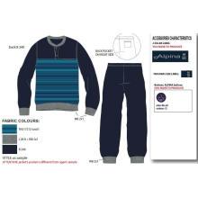 Зимние Вязать Удобные Ночные Пижамы Износ Сна Комплекты Постельного Белья