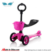 Children Scooter Mini Scooter Three-Wheel Kick Scooter