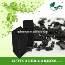 Le plus bas prix du charbon actif en nid d'abeille à base de charbon Guangzhou Factory