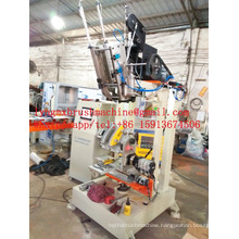CNC single broom tufting machine