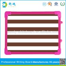 Panneau de message en liège avec 2 surfaces d'impression couleur
