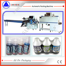 Swf-590 Pequeñas botellas automático Shrink Wrapping Machine