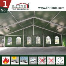 Casa militar Emergencyfor da emergência da barraca do refugiado da barraca do hangar 1-10 povos
