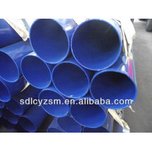 din 30678 polypropylene welded steel pipes/2LPP 3LPP coated steel pipe